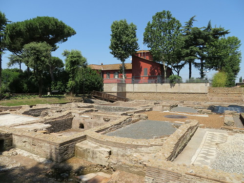 Rome - Bath House