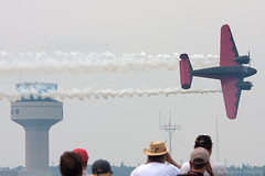 Matt Younkin - 2 (Aerospace Imaging) Tags: wwii navigator kansan c45 expeditor beech18 at7 canadianwarplaneheritagemuseum yhm snb1 hamiltonairshow mattyounkin uc45j at11 beechcraftmodel18 cyhm