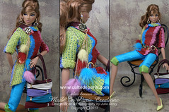 Fashion0-85_2 (Culte De Paris) Tags: paris tower robert fashion vintage toys miniature outfit model doll dress ooak barbie hats eiffel best clothes made creation handcrafted natalia accessories fatale fr runway couture royalty mattel parisian collector haute integrity in silkstone