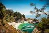 Mcway Falls (Eddie 11uisma) Tags: ocean park beach landscapes monterey big seascapes julia state pacific falls burns sur eddie pfeiffer mcway lluisma