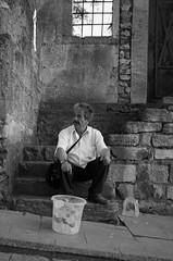 Untitled. (Istanbul) (Abram Goglanian) Tags: travel blackandwhite bw turkey europe streetphotography documentary istanbul ricoh ricohgr