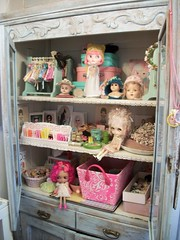 New Dolly Cabinet....