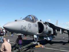 "McDonnell AV-8B Harrier II Plus(1) • <a style=""font-size:0.8em;"" href=""http://www.flickr.com/photos/81723459@N04/9995856525/"" target=""_blank"">View on Flickr</a>"