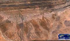 Australie 7 (ixus960) Tags: chaos terre fractales googleearth cartes laterrevueduciel ocanie imagesatellite