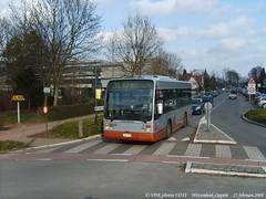 8026-135330 (VDKphotos) Tags: man belgium vanhool vlaanderen stib mivb l31 wezembeekoppem midibus livre06 vha308