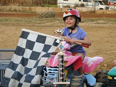 The Winner (mcnod) Tags: october powerwheels checkeredflag 2013 upperco mcnod arcadiavfc arcadiashorttrack