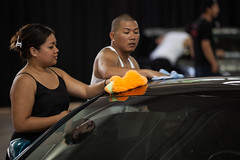 spocom hawaii 2013 (D.Mance) Tags: auto car hawaii models late carshow spocom dmance
