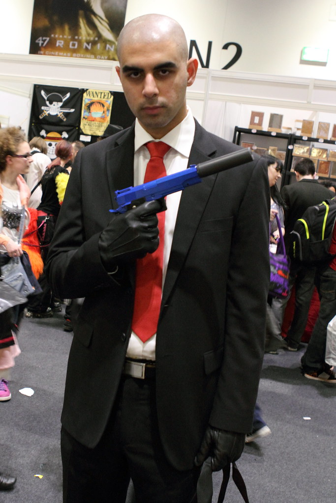 The World S Most Recently Posted Photos Of Agent47 And