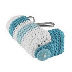 Inhaler Holder (Inhalatorhoesje) (Made by BeaG) Tags: blue white keychain blauw handmade crochet cotton wit asthma whiteandblue innovative gehaakt buttonclosure astma katoen indiedesigner cottonyarn innovatief haakje uniquedesign handgemaakte originaldesigner crochetcozy inhalerholder inhalatorhouder inhalercozy designedandmadebybeag uniekontwerp ontworpenengemaaktdoorbeag gehaakthoesje inhalatorhoesje inhalercarrier knoopsluiting inhalercase witenblauw origineleontwerper katoengaren pufferhoesje pufferhoudertje puffercozy inhalerkeychain pufferholder asthmaaccessory astmaaccessoire puffercase cliphook pufferkeychain onafhankelijkeontwerper