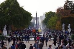 Tuileries garden - Paris