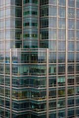 3D (The Green Album) Tags: city windows house building london glass architecture work office 3d open box blocks canarywharf onecanadasquare jpmorgan 2013