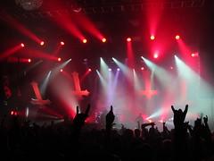 Slayer - Tom Araya, Kerry King, Paul Bostaph & Gary Holt (Peter Hutchins) Tags: concert md live slayer fillmore setlist silverspring kerryking tomaraya paulbostaph garyholt