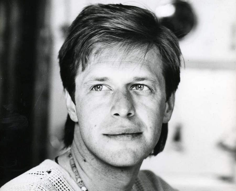 Борис Гребенщиков, фото В. Немтинова, середина 1980-х
