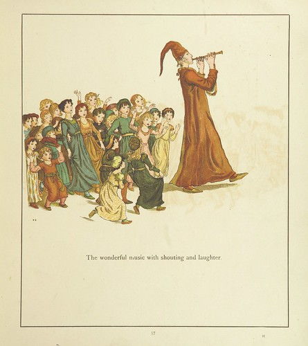 Image taken from page 61 of '[The Pied Piper of Hamelin. [Originally p