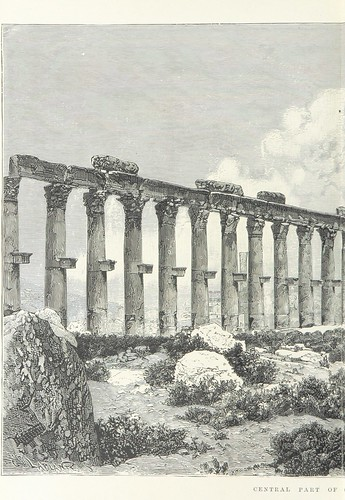 Image taken from page 130 of 'An Account of Palmyra and Zenobia, with travels and adventures in Bashan and the desert ... With eighty illustrations and thirty-two full-page engravings'