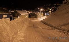 Winter (kjellbendik) Tags: norge vinter vei hus sne finnmark facebook honningsvg bygning magerya byggning naturoglandskap storbukt nattmrketid snesn kjellbendikgmailcom
