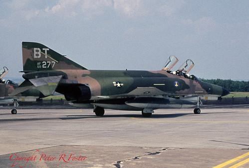 McDonnell F-4E Phantom II 69-0277