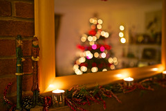 It must be Christmas (jayneboo) Tags: christmas decorations tree home lights bokeh traditions celebrations decorated carolsingers odc2