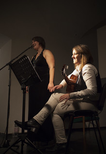 Koncert Teje Pribac in Ane Mihelič