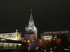 Le Kremlin, Moscou (moscouvite) Tags: nikon hiver kremlin russie moscou heleneantonuk
