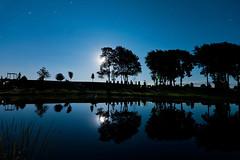 K7_20098 (Bob West) Tags: longexposure nightphotography moon ontario night pond moonrise moonlight nightshots startrails k7 southwestontario bobwest pentax1224