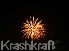 Fireworks (krashkraft) Tags: thailand fireworks bangkok allrightsreserved happynewyear 2014 krashkraft