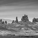 """Trona Pinnacles - monochrome • <a style=""""font-size:0.8em;"""" href=""""http://www.flickr.com/photos/46573723@N03/12118026883/"""" target=""""_blank"""">View on Flickr</a>"""