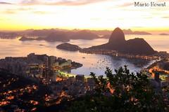Amanhecendo no Rio de Janeiro (mariohowat) Tags: riodejaneiro sunrise natureza alvorada nascerdosol enseadadebotafogo mirantedonamarta mygearandme mygearandmepremium mygearandmebronze mygearandmesilver mygearandmegold mygearandmeplatinum mirantesriodejaneiro