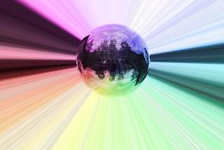 #CrazyCamera bubble splash