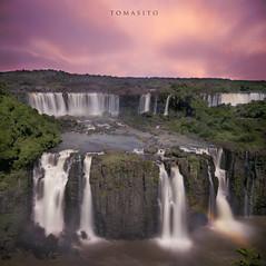 Falls 2 Edit 1 (*JTN*) Tags: brazil argentina waterfalls paraguay parana itaipu birdpark tomasito fozdoiguacu tripadvisor foziguassu foziguacu jtnoriega bestphotooffoziguacu