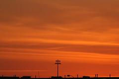Orange Sky_5778 (Mike Head - Jetwashphotos) Tags: sunset sky orange canada bright dusk ab alberta westerncanada