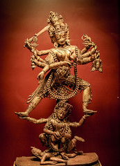 Siddhi Lakshmi, goddess of miraculous power, 16-17th century, Patan Museum, Nepal