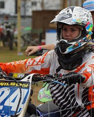 WMX @ 2014 James Stewart Spring Championship (Garagewerks) Tags: woman sport female james championship spring track all texas bigma sony sigma stewart ama athlete motocross 2014 freestone 50500mm views50 views100 wmx f4563 slta77v