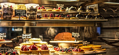 pastries (DancingwithLions) Tags: food cute cake french dessert yummy mixed strawberry chocolate creme desserts rico delicious bakery bomb granola pastries tart delicioso parfait berrys cuite frenchbakery