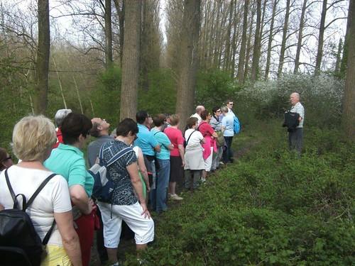 Wandeling Doornendijk - 1 april 2014