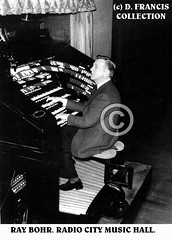 Ray Bohr  (5) (gramrfone) Tags: cinema theatre organists