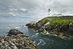 Fanad Lighthouse (DannyBradley) Tags: seascape nikon flickr donegal cpl inishowen fanad nohdr cs5 d7000 fanadlighthouse dannybradleyphotography