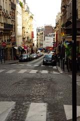 Salendo a Montmartre (Morgause666) Tags: paris france frankreich europa europe ledefrance eu francia europeanunion parigi