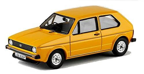 Corgi Vanguards VW Golf