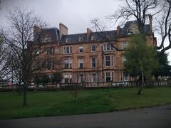 Big house on the hill (soulfulpoignant) Tags: vintage scotland glasgow oldhouse mansion bighouse oldbuilding glasgowhouse