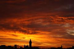 Sonnenuntergang in Leipzig ( Percy Germany  ) Tags: sunset sonnenuntergang himmel leipzig roter abendrot ber percygermany sonnenunterganginleipzig sonnenuntergangleipzig abendrotinleipzig sunsetleipzig 2252014