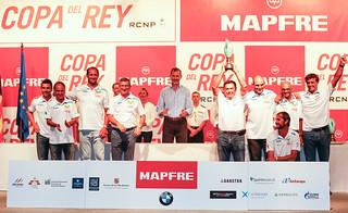 """El """"Movistar"""", campeón de la 34 Copa del Rey MAPFRE"""