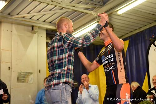 Kevin Hulsmans fiets aan de haak (29)