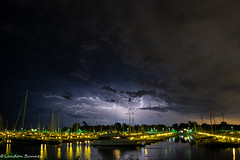 So much lightning! (lando_bun) Tags: night photography long exposure lightning thunder
