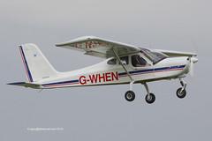 G-WHEN - 2004 build Tecnam P.92EM Echo, new Barton resident (egcc) Tags: manchester echo walker barton marsh p92 microlight jabiru cityairport tecnam 2200a egcb gwhen p92em pfa31813679