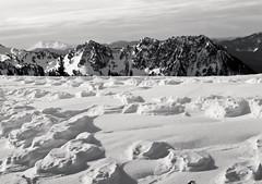Ring of Fire (Crest Pictures) Tags: mtrainiernationalpark mtsthelens volcanoes ringoffire eaglepeak tatooshrange winter snowshoeing paradise