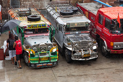 Public Transportation _8125 (hkoons) Tags: maritimesoutheastasia southeastasia citystreets riceterraces banaue city cordilleras ifugao luzon philippines rice bus crowded island islands jeep jeepney mountains public road roads street transportation tropical tropics