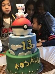 Pokemon (thedeguzmans1) Tags: mew cake pokémon