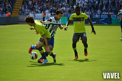 DSC_0136 (VAVEL España (www.vavel.com)) Tags: fútbol deportivo depor liga espanyol vavel spanishleague rcdespanyol ligaespañola ligabbva rcdeportivo fútbolespañol espanyoldebarcelona spanishsoccer wakaso nandomartínez vavelcom nandomartinez víctorálvarez
