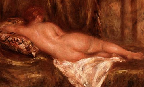 "La Gran Odalisca, argumentación de Jean Auguste Ingres (1814), sinapsis de Auguste Renoir (1890), Pablo Picasso (1907), Amadeo Modigliani (1917). • <a style=""font-size:0.8em;"" href=""http://www.flickr.com/photos/30735181@N00/8815599390/"" target=""_blank"">View on Flickr</a>"